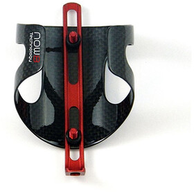 NOW8 2P Bottle Cage, red